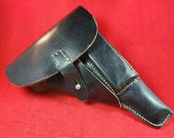 German Holster Walther Mauser P38 Spreewerke Police Rbn Holster Nos Ww2 Wwii