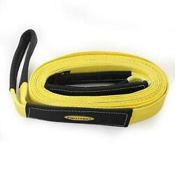 Smittybilt Tow Strap 2 Inch X 20 Foot 20000 Lb Rating Cc220