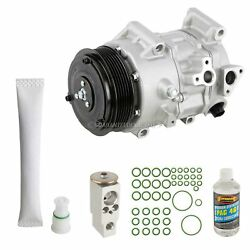For Toyota Highlander 2014-2018 Ac Compressor And A/c Repair Kit Tcp
