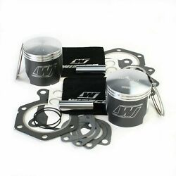 Wiseco Top End Piston Kit 72.5mm For 1995-1999 Polaris Indy Trail Touring