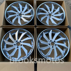 22 Concave Wheels Rims Fits For Bmw F01 F13 7 Seriees 6 Series 22x9 22x10.5