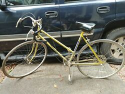 Rare Vintage Mossberg 10 Speed Bike Everything Original Only One On E-bay