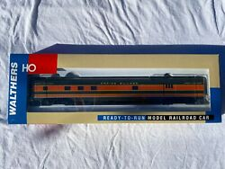 Ho Walthers 932-9035 Gn Great Northern Empire Builder Acandf Baggage-dormitory Car