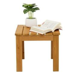 Home Side Table Coffee End Table Bedside Night Stand Home Wooden Square Tables