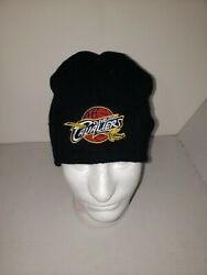 Cleveland Cavliers And Lake Erie Monsters Reversible Beanie Nba Milb