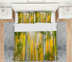 3d Tree Trunk 2752na Bed Pillowcases Quilt Cover Duvet Marco Carmassi Fay