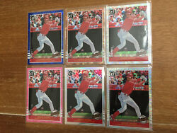 2019 Donruss Shohei Ohtani Highlights Parallel Lot /249 /349 /999 Second Year H1