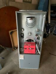 Used Oil Furnace Hot Air 40,000 Bt - Rudd Used Electric Water Heater - 50 Gallon