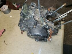 1980 Rm 50 Suzuki Bottom End Used For Parts Or Fix