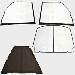 Lowe Boat Enclosure Curtain Kit 2174649   Fm 1710 Dowco W/ Bow Cover