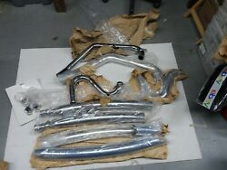 Nos Victory Stage 1 X-bow Chrome Exhaust Muffler System Kit 95-8837v-50