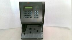 Kronos Recognition System Hp-4000 Biometric Time Clock Handpuch-4000