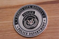 Kansas City Police Department Challenge Coin