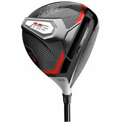 Left Handed Taylormade M6 D-type 10.5 Driver Regular Graphite Very Good