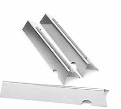 Bbq Grill Stainless Steel Flavor Bars 3pack For Weber Genesis Ii Lx 240 Grills
