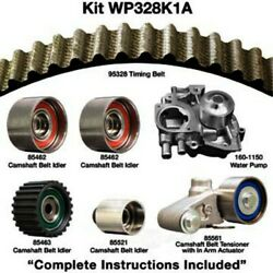 Engine Timing Belt Kit With Water Pump Dayco Wp328k1a