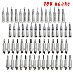 100x Seasky Dental Low Slow Speed Straight Handpiece + E-type Air Motor 4h Ypp4