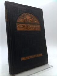 Household's Searchlight Recipe Book The Hardcover 1938 1st Ed