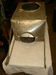 Antique Flour Sifter For Hooiser/sellers Kitchen Cabinet As-is See Photos 1