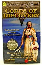 Manitou 16 Scale Sacagawea And Pomp Corps Of Discovery Mf-0404
