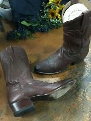 Tecovas Calf Skin Boots The Cartwright Menand039s Size 11 Orig. 435