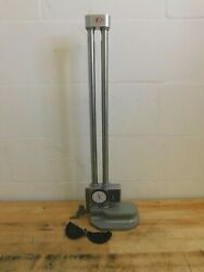 Spi Stainless Steel Dial Height Gage 18 11-562-6 Parts/repair
