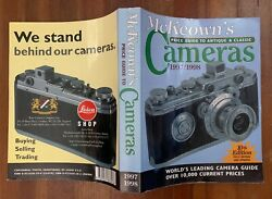 Mckeown's Price Guide To Antique And Classic Cameras By James And Joan Mckeown