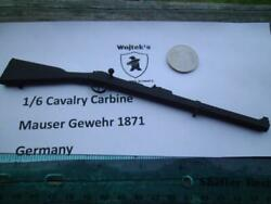 Ld11 1/6 Homemade Wwi Wwii Mauser Gewehr 1871 Cavalry Carbine 71 Germany