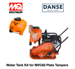 Oem Multiquip Mikasa Water Tank Kit For Plate Compactor Mvc-80 Part 52693