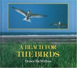 A Beach for the Birds by Bruce McMillan $4.09
