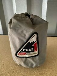 Coleman Peak 1 Stove Model 400A Lightweight Backpacking Hiking Camping $69.99
