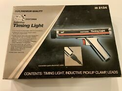 Vintage New In Box Sears Craftsman Inductive Timing Light 28 2134 Usa