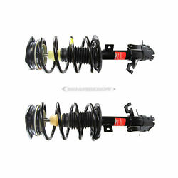 For Nissan Sentra 2007-2012 Pair Front Monroe Quick Struts Tcp