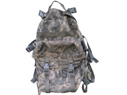 Us Military Army Acu Molle Ii Patrol Assault Pack 3-day Go Bag