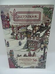 Greenbook Department 56 Villages And Snowbabies Collection Guide Book -1994