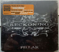 Pillar The Reckoning Special Edition Cd And Dvd Brand New Christian Rock Digipak