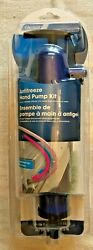 Camco Antifreeze Hand Pump Rv Boat Accessories New Factory Sealed 36003