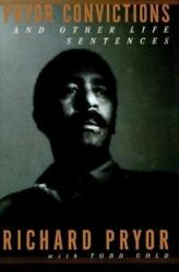 Pryor Convictions And Other Life Sentences General Aas Entertainers General