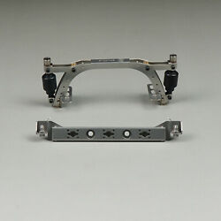 Metal Car Shell Cab Fixed Buckle For 1/14 Iveco Rc Tractor Truck Accessories Hy