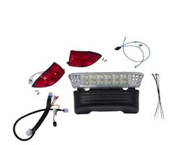 Gtw Club Car Precedent Led Light Kit 2004-2008 Electric Only Golf Carts