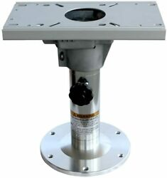 Adjustable Height Locking Boat Seat Pedestal I Solid An Strong