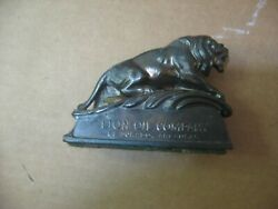 Lion Oil Company Paperweight