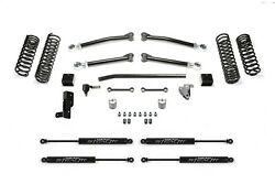 Fabtech K4117m Trail Lift System For 18-20 Jeep Wrangler