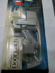 Wright 3/4 To 1 1/4  Storm And Screen Door Latch For Wood And Metal Doors-v398