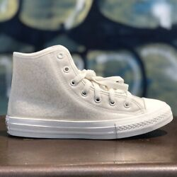 W Converse Chuck Taylor All Star High Gs Yeti, Set, Go Coated Shoes Size 6 Nwt