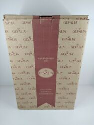 Gevalia Coffee For Two Coffee Maker Black Model Ws-02a New, Never Used