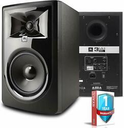 Jbl 306p Mkii Powered 6.5 Two-way Studio Monitor +1-year Extended Warranty