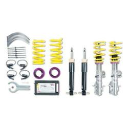 Kw Suspensions 10230081 Height Adjustable Stainless Steel Coilover System With P