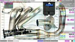 Yxz 1000 Exhaust Kit Silent But Deadly  25 H.p. Gain With Ecu  Alba Racing