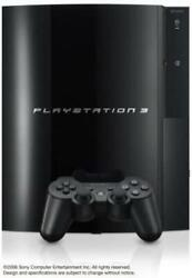 Ps3 Cechb00 Playstation3 Early Model Console Boxed Set New Unused Ps2 Compatible